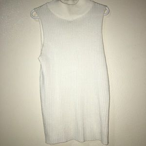 Crew neck tank top for Fall